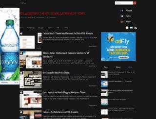 download-template-premium.blogspot.com.tr screenshot