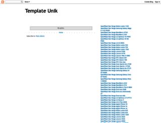 download-template-unik.blogspot.com screenshot
