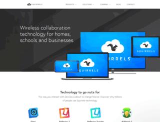 download.airsquirrels.com screenshot