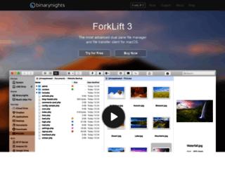 download.binarynights.com screenshot