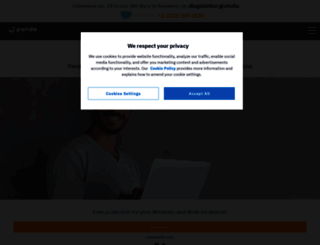 download.cloudantivirus.com screenshot