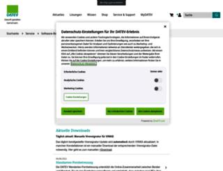 download.datev.de screenshot