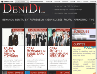 download.denidi.com screenshot