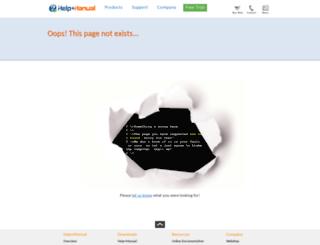 download.ec-software.com screenshot