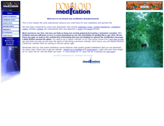 download.meditation.org.au screenshot