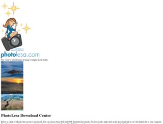 download.photolesa.com screenshot