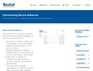 download.revive-adserver.com screenshot