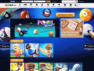 download.zapak.com screenshot
