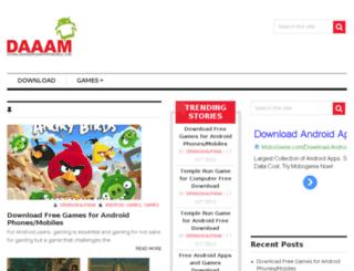 downloadandroidappapkmobile.com screenshot