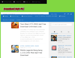 downloadapk4u.com screenshot