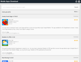 downloadapp.mobi screenshot