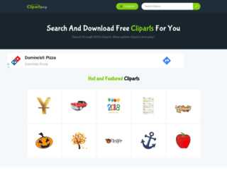 downloadclipart.org screenshot