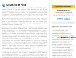 downloadfree5.com screenshot