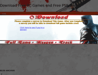 downloadfreegamez-nirav.blogspot.in screenshot