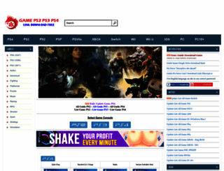 downloadgameps3.com screenshot