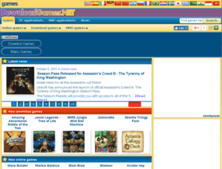 downloadgames.net screenshot