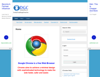 downloadgooglechrome.com screenshot