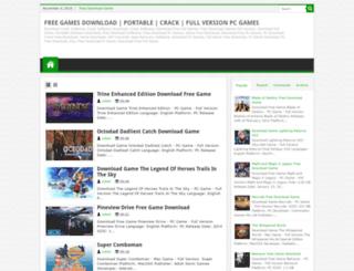 downloadhunger.blogspot.com screenshot