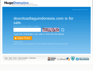 downloadlaguindonesia.com screenshot
