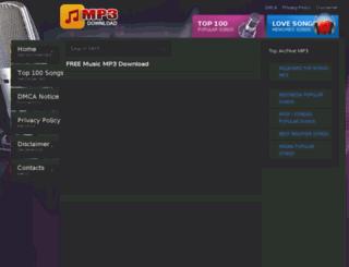 downloadmp3cloud.com screenshot