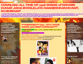 downloadmp3site.blogspot.in screenshot