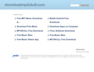 downloadmp3skull.com screenshot