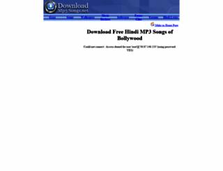 downloadmp3songs.net screenshot