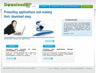 downloadmr.com screenshot