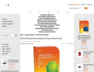 downloadoemcheaponlinea.download screenshot