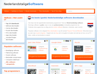 downloadonline.nl screenshot