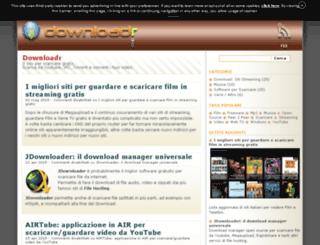 downloadr.altervista.org screenshot