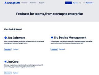 downloads.atlassian.com screenshot