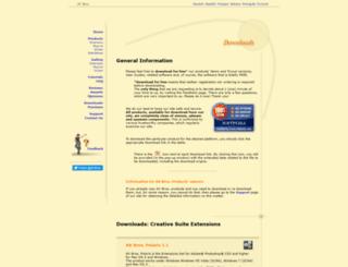 downloads.avbros.com screenshot