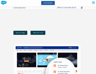 downloads.salesforce.com screenshot