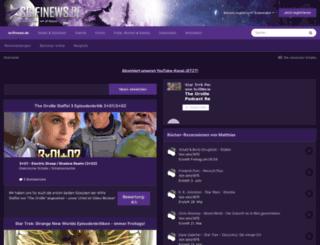 downloads.scifinews.de screenshot