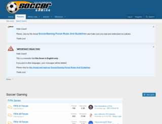 downloads.soccergaming.com screenshot