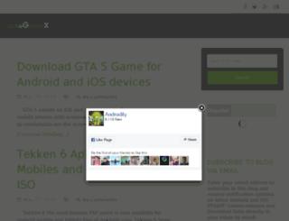 downloads.techposts.org screenshot