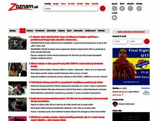 downloads.zoznam.sk screenshot