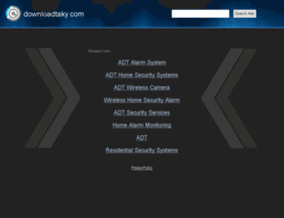downloadtaky.com screenshot