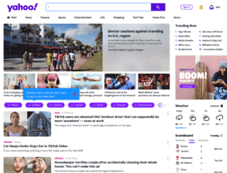 downloadyahoomessenger.com screenshot