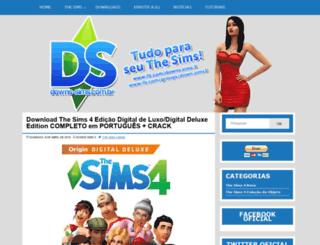 downs-sims.com.br screenshot