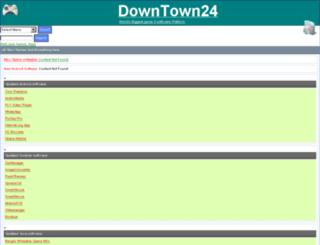 downtown24.wapka.mobi screenshot