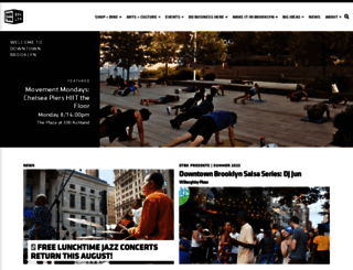 downtownbrooklyn.com screenshot