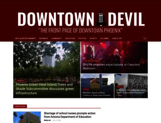 downtowndevil.com screenshot