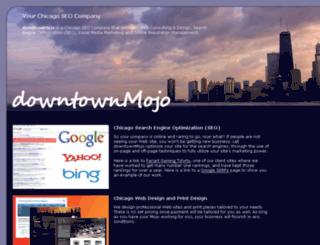 downtownmojo.com screenshot
