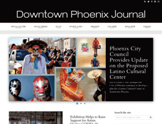 downtownphoenixjournal.com screenshot