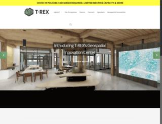 downtowntrex.com screenshot