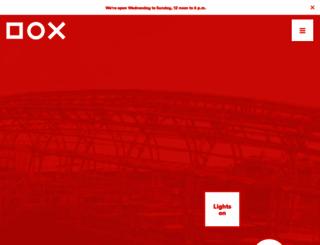 dox.cz screenshot