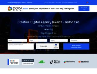 doxadigital.com screenshot