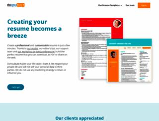 doyoubuzz.com screenshot
